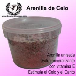 Arenilla Celo