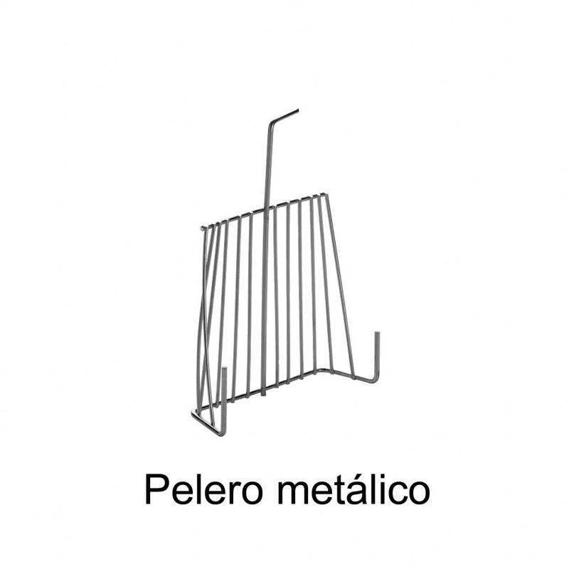 Pelero Metálico para canarios