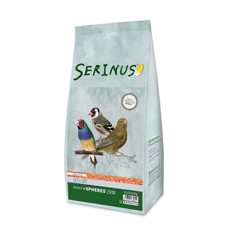 Serinus MICROSPHERES 25/18
