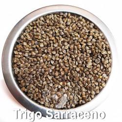 Trigo Sarraceno o  Alforfón