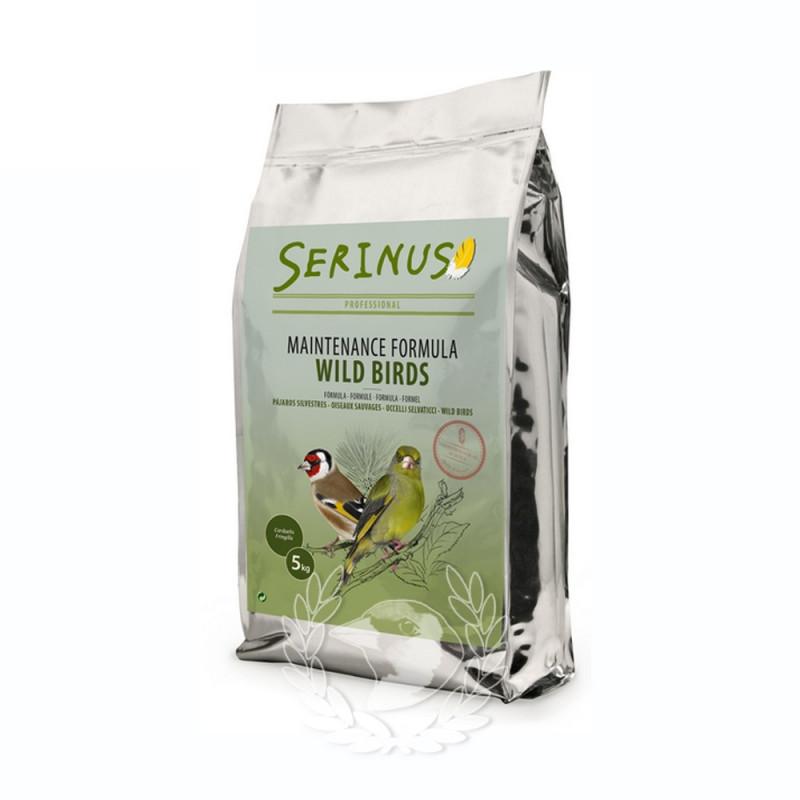 Serinus Silvestres Mantenimiento 5 kg