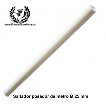 Saltador caña de 1 metro x 25 mm