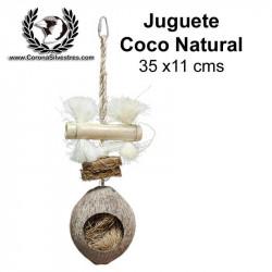Juguete Coco Natural 35 x 11 cm