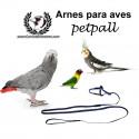Arnés para Aves