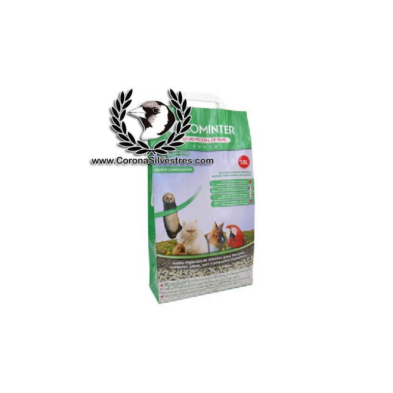 Lecho Vegetal de Papel 10 litros