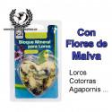 Bloque Mineral con Malva 90 g
