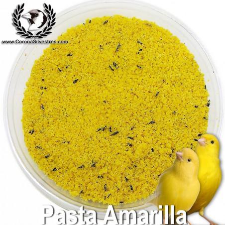Pasta de Cría mórbida Amarilla