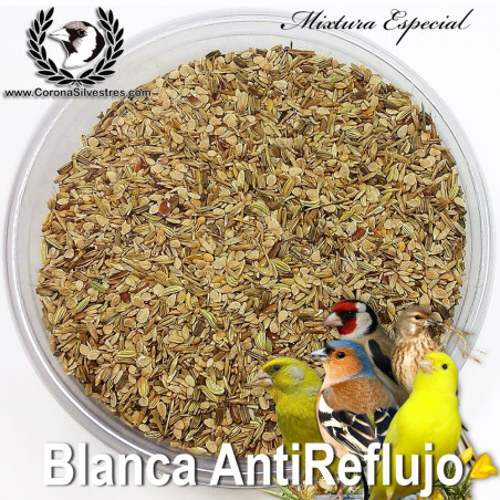 Mixtura Blanca Antireflujo