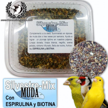 Silvestre-Mix MUDA