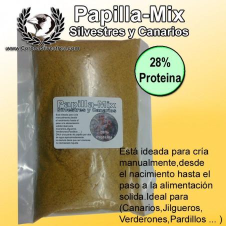 Papilla-Mix Canarios y Silvestres 250g