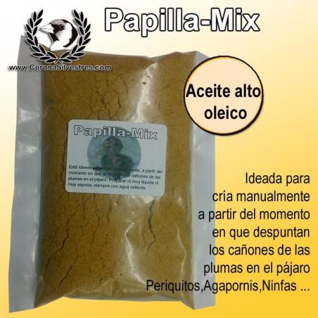 Papilla-Mix Pequeñas Psitacidas 250g