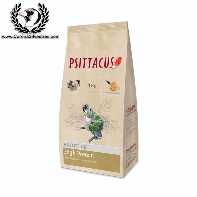 Papilla Alta Proteína PSTTACUS 1 kg