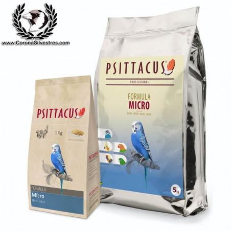 Pienso Micro PSITTACUS 1 kg