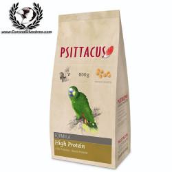 PSITTACUS Alta Proteína 800g