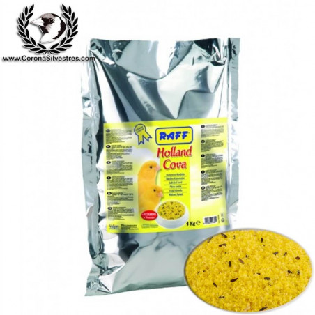 Raff Holland Cova Pasta amarilla 4 kg
