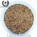 Linaza Marrón