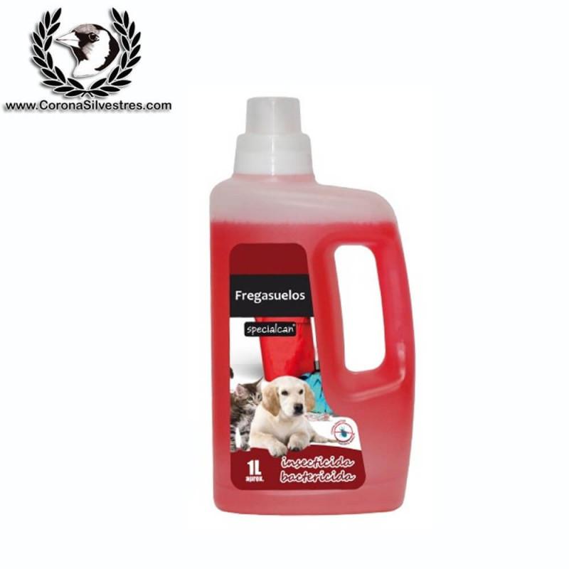 Specialcan Fregasuelos - Insecticida- Bactericida 1l.