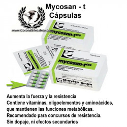 Chevita mycosan-t Cápsulas