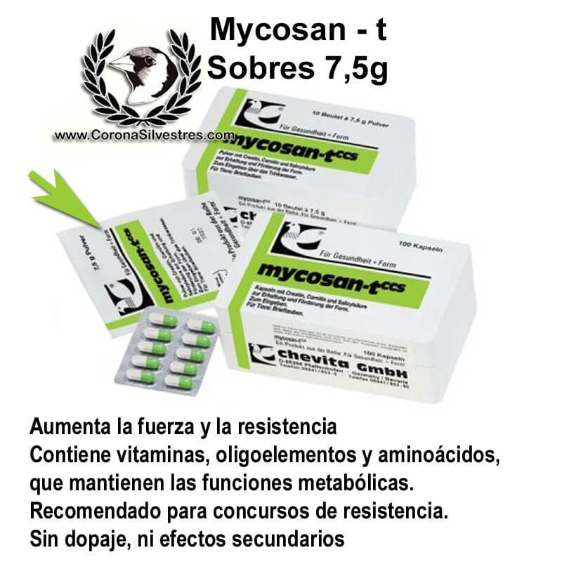 Chevita mycosan-t Sobres