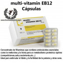 Chevita multivitamin EB12 Cápsulas