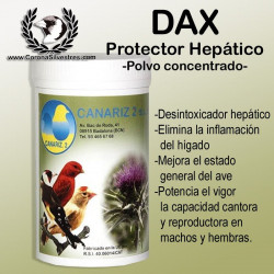 DAX Protector Hepatico Polvo 200g