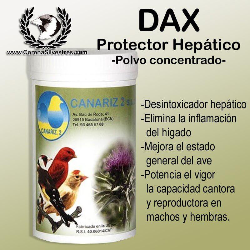 DAX Protector Hepatico Polvo 200g