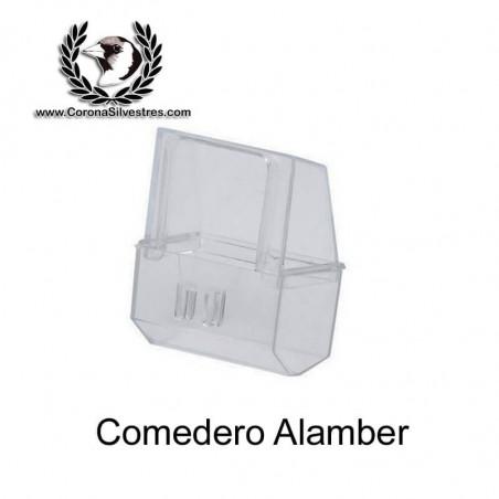 Comedero Alamber