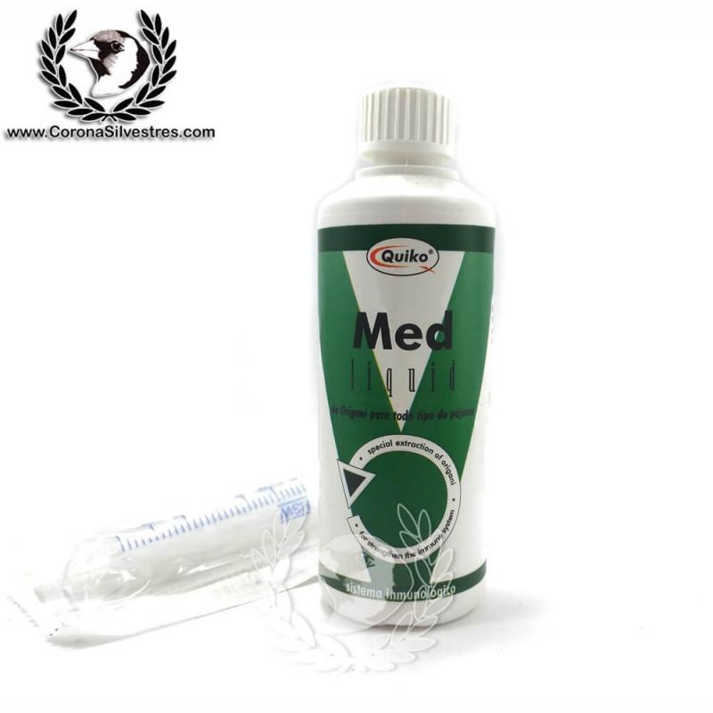 Quiko med líquido 100ml