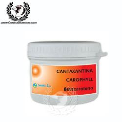 Mezcla pigmentantes factor rojo 40 g Canariz