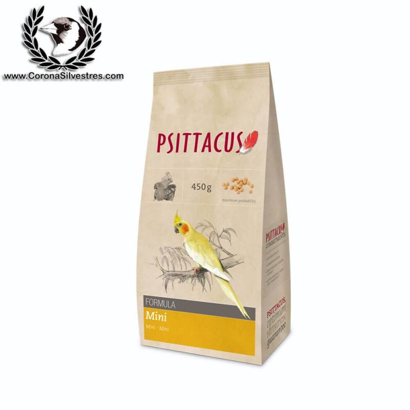 PIENSO MINI Psttacus 450 g