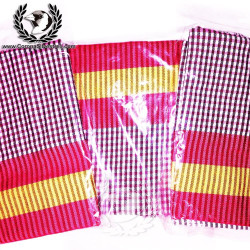 Pañuelo Jaula C2 Bandera Cataluña