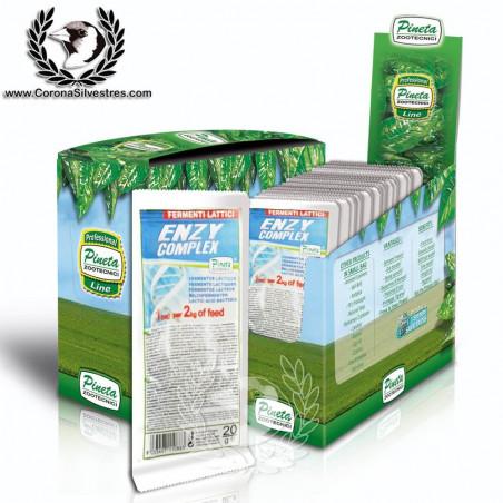 Pineta ENZY COMPLEX (Acción prebiótica y probiótica 20g)