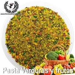 Vegetal-Mix Pasta de Cría con verduras y frutas