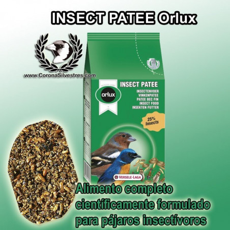Insect Patee Orlux 800g