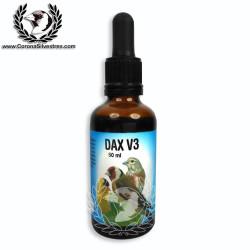 DAX V3 Liquido 50 ml Potenciador de las defensas