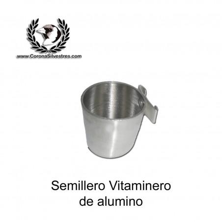 Semillero Vitaminero de aluminio