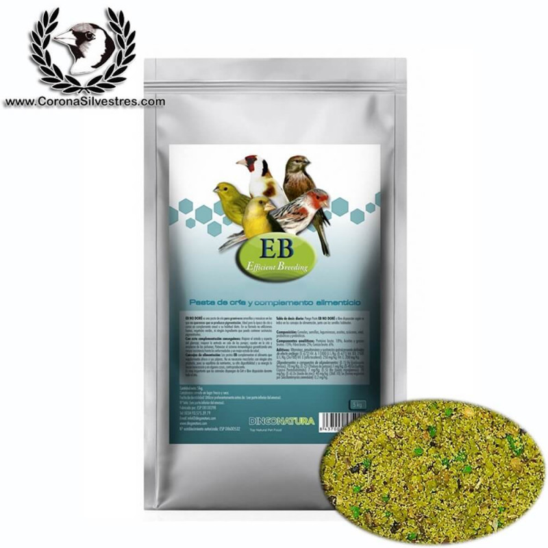 Pasta de cría EB (Efficient Breeding) 5 Kg