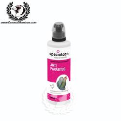 Antiparasitario Specialcan para Aves 250 ml