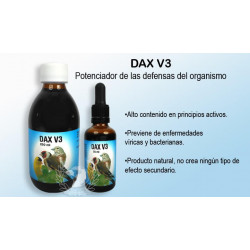 DAX V3 Liquido 50 ml