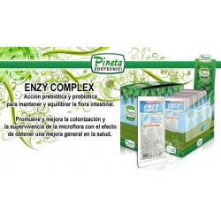 Pineta ENZYCOMPLEX Acción prebiótica y probiótica 20g