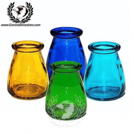 Bebedero Olleta Cristal COLORES