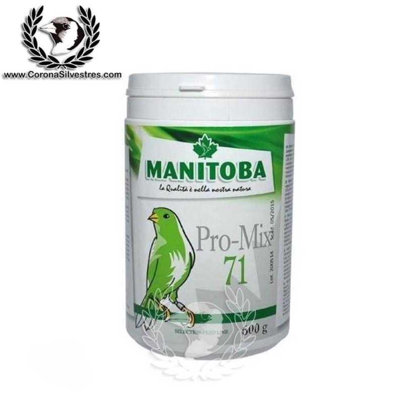 Manitoba Pro Mix 71 600 gr