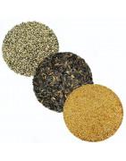 Semillas para canarios,jilgueros y otros pajaros silvestres