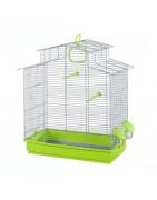 Jaulas para aves de todos los tamaños y precios en OFERTA con DESCUENTOS !!