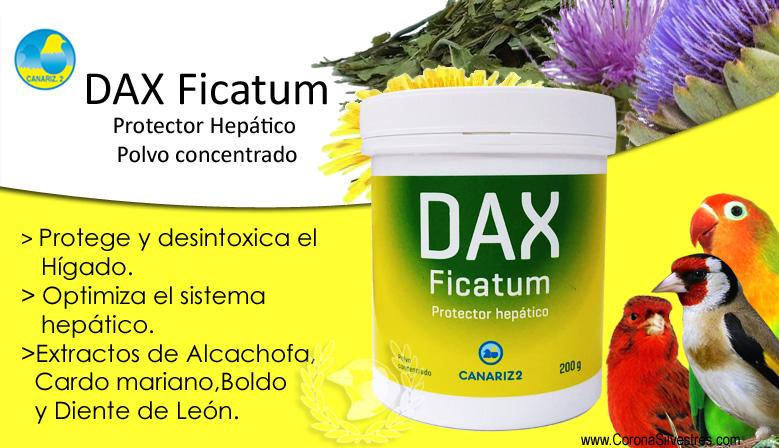 DAX Ficatum Protector Hepático